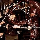 Ben Affleck and Jennifer Garner in Daredevil (2003)
