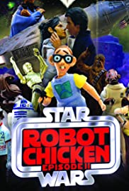 Robot Chicken: Star Wars Episode II Poster