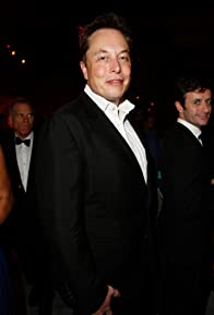 Primary photo for Elon Musk