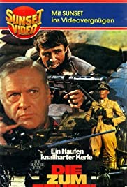 Battle of the Commandos Poster