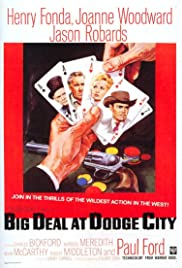 A Big Hand for the Little Lady (1966) Poster - Movie Forum, Cast, Reviews