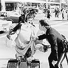 Wayne Best and Tim Blaney in Short Circuit 2 (1988)