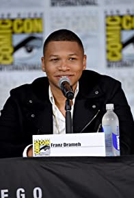 Primary photo for Franz Drameh