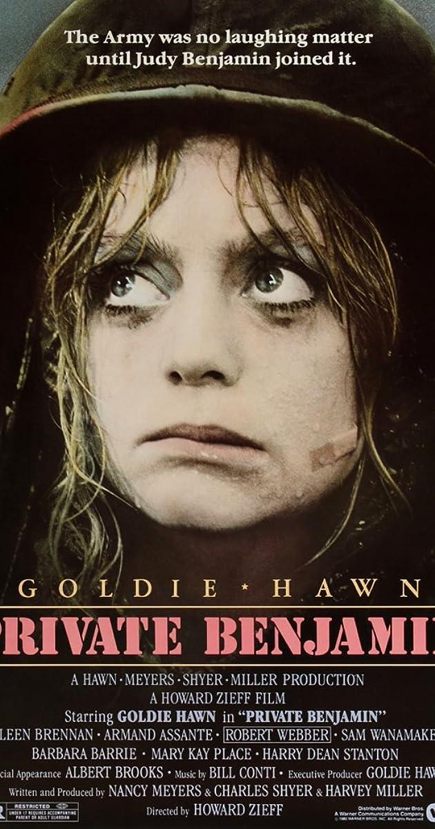 Subtitle of Private Benjamin