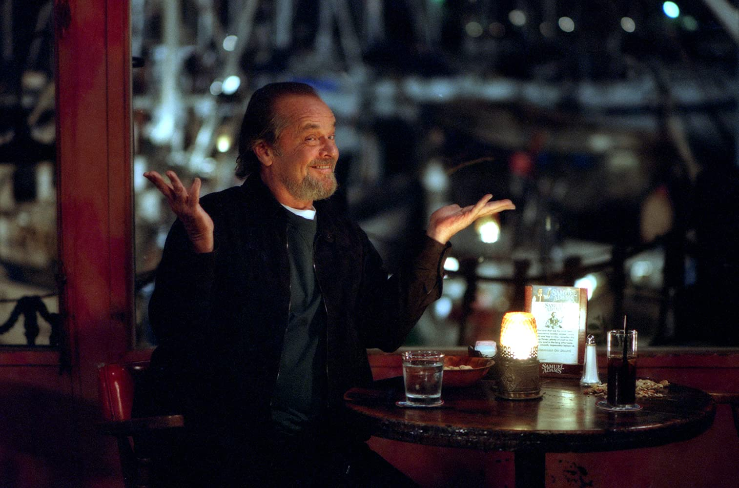 Jack Nicholson in Anger Management (2003)
