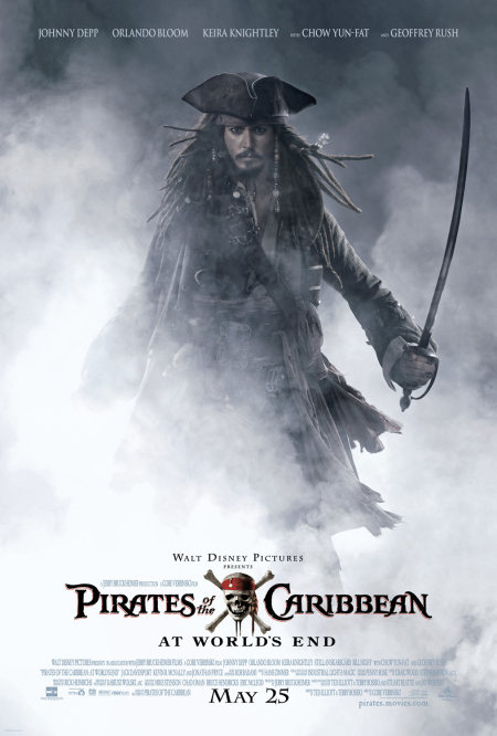 Pirates of the Caribbean 3 – 2007 Movie BluRay Dual Audio Hindi Eng 500mb 480p 1.7GB 720p 5GB 1080p