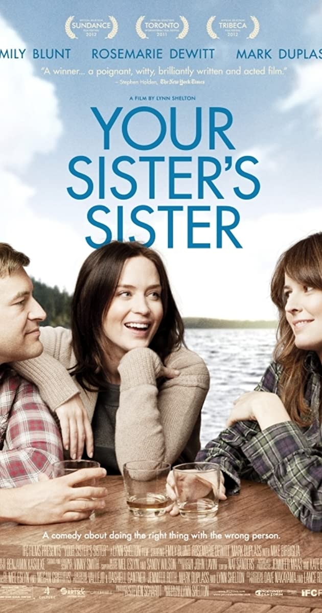 Subtitle of Your Sister's Sister