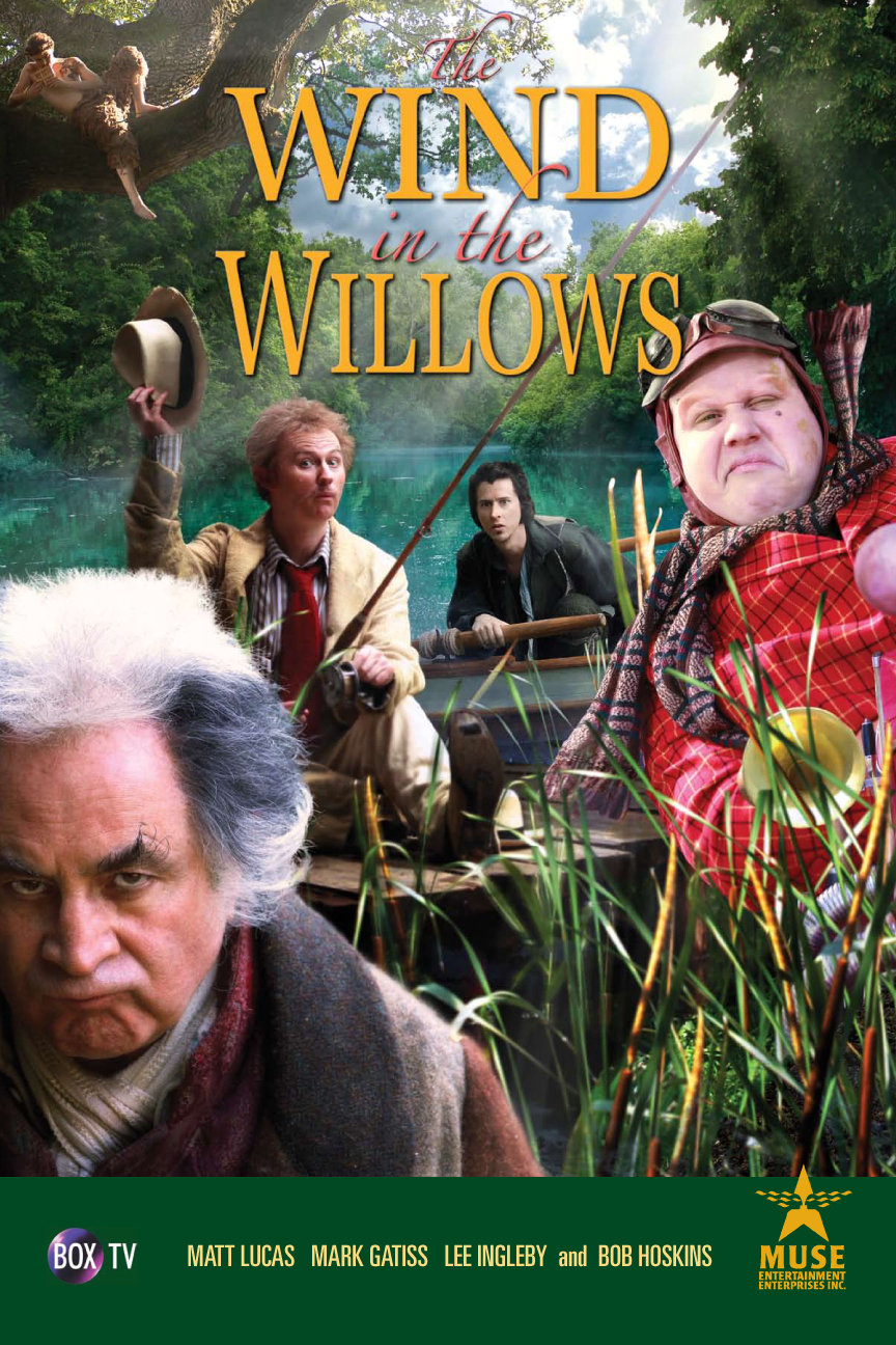 the wind in the willows 1996 dvd
