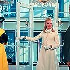 Catherine Deneuve, Anne Vernon, and Harald Wolff in Les parapluies de Cherbourg (1964)