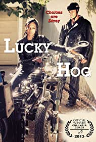 LUCKY HOG, one of the winning entries to the successful Fifth Annual Columbia Gorge International Film Festival 2013, winning the Touché Award.