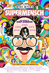 Action movies clips download Supermensch: The Legend of Shep Gordon USA [720px]