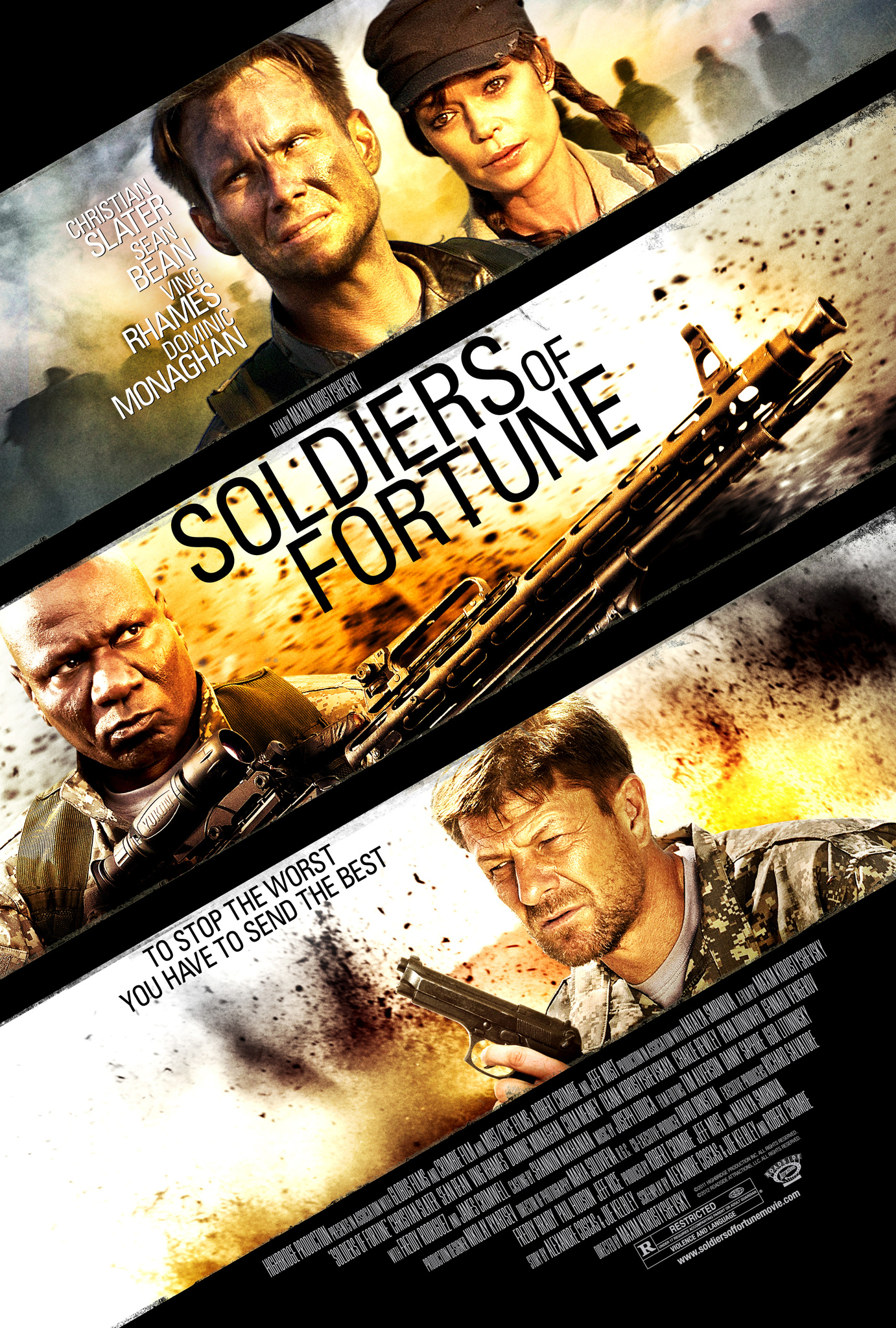 soldiers of fortune 2012 imdb