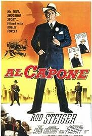 Al Capone(1959) Poster - Movie Forum, Cast, Reviews