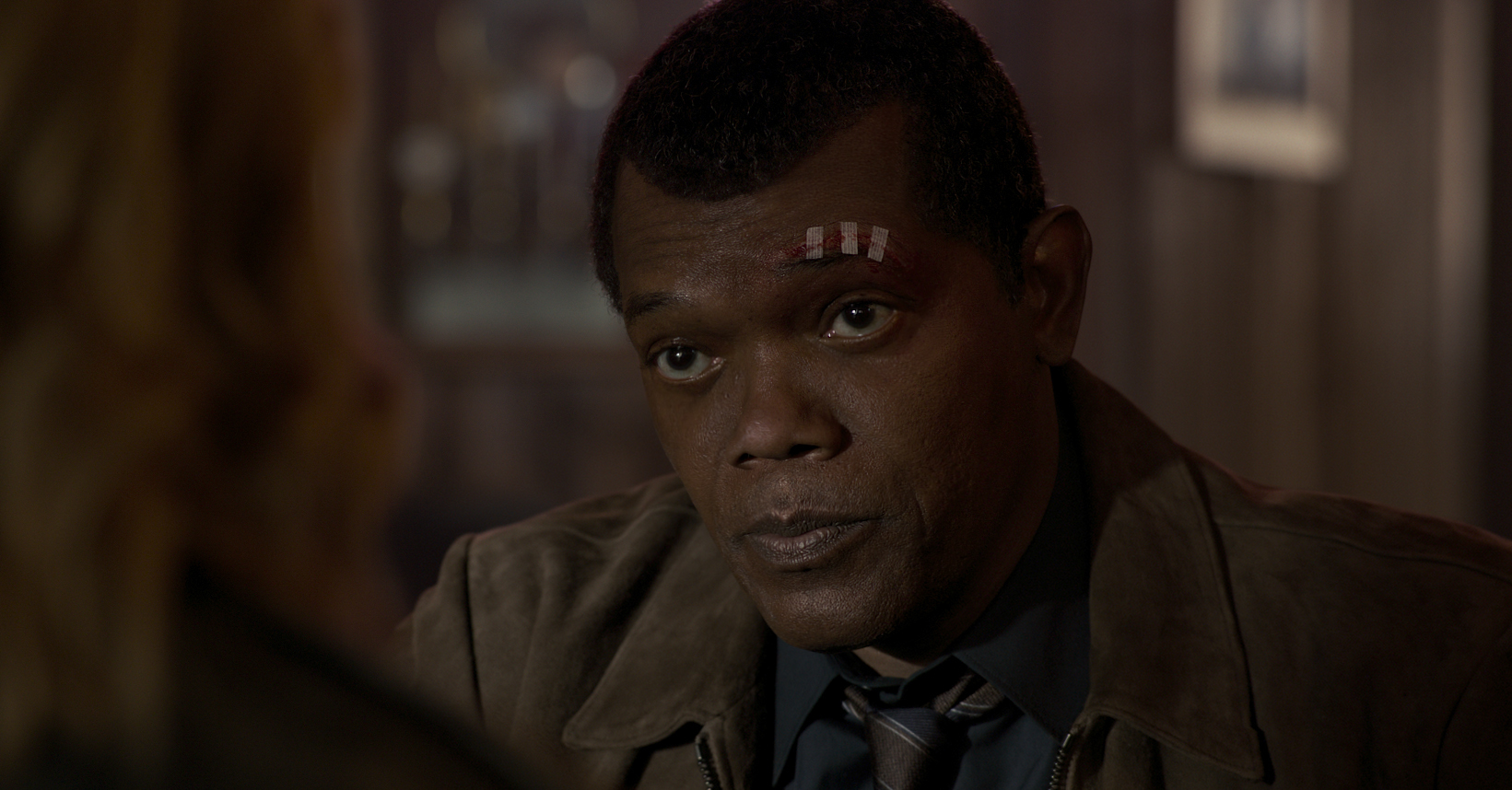 Samuel L. Jackson in Captain Marvel (2019)