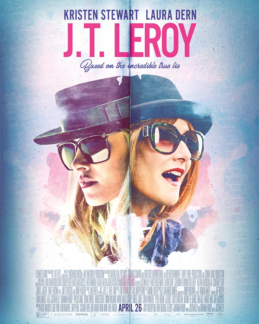JT LeRoy (2018) WEBRip 720p & 1080p