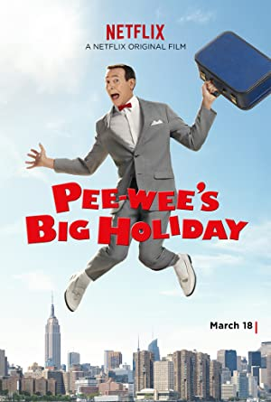 Where to stream Pee-wee's Big Holiday
