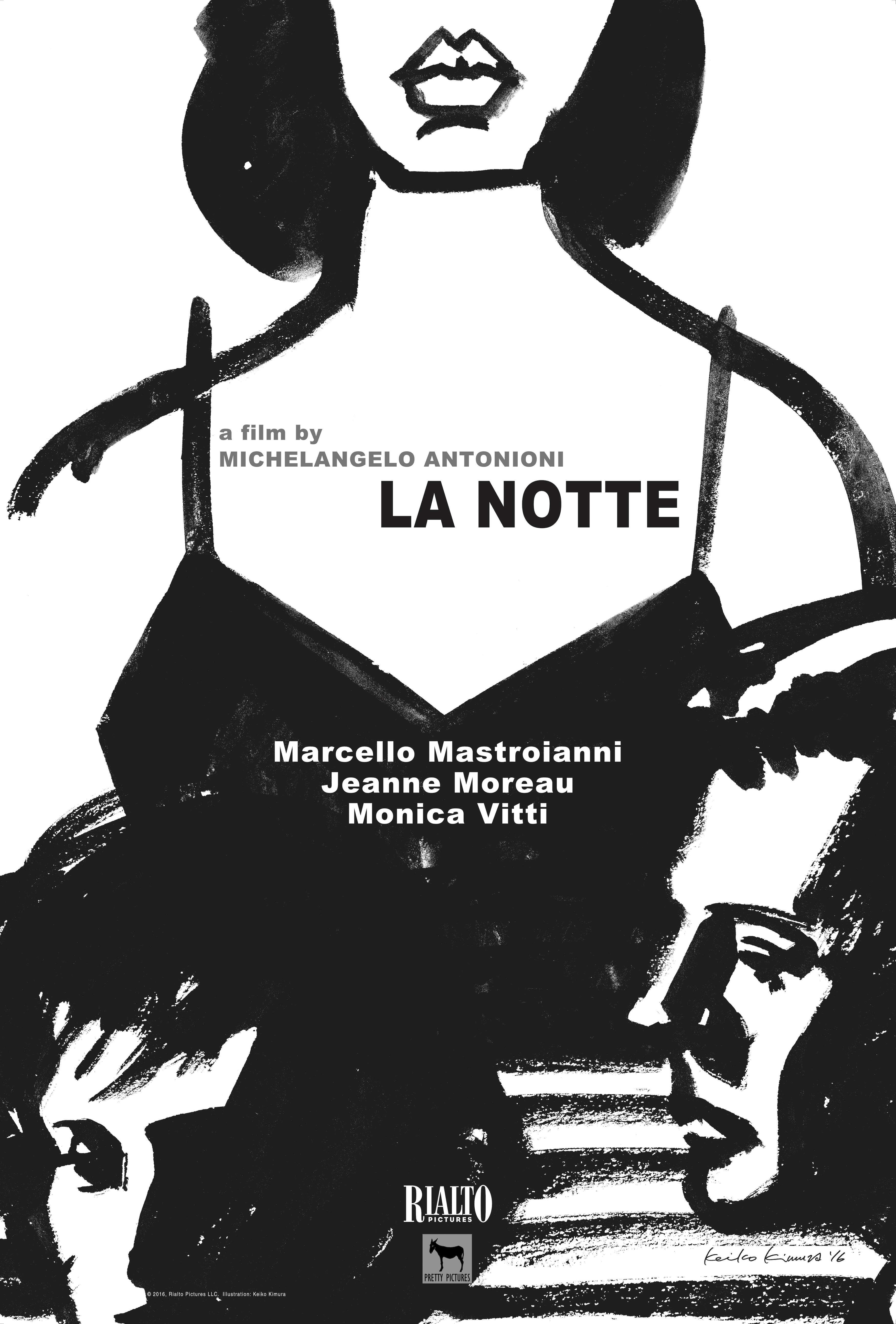 La Notte (1961) - IMDb