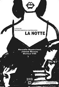 La notte (1962) Poster - Movie Forum, Cast, Reviews