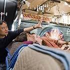 Ang Lee, Paul Dano, and Demetri Martin in Taking Woodstock (2009)