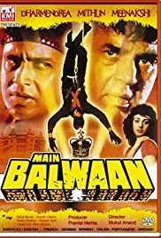 Main Balwan Poster