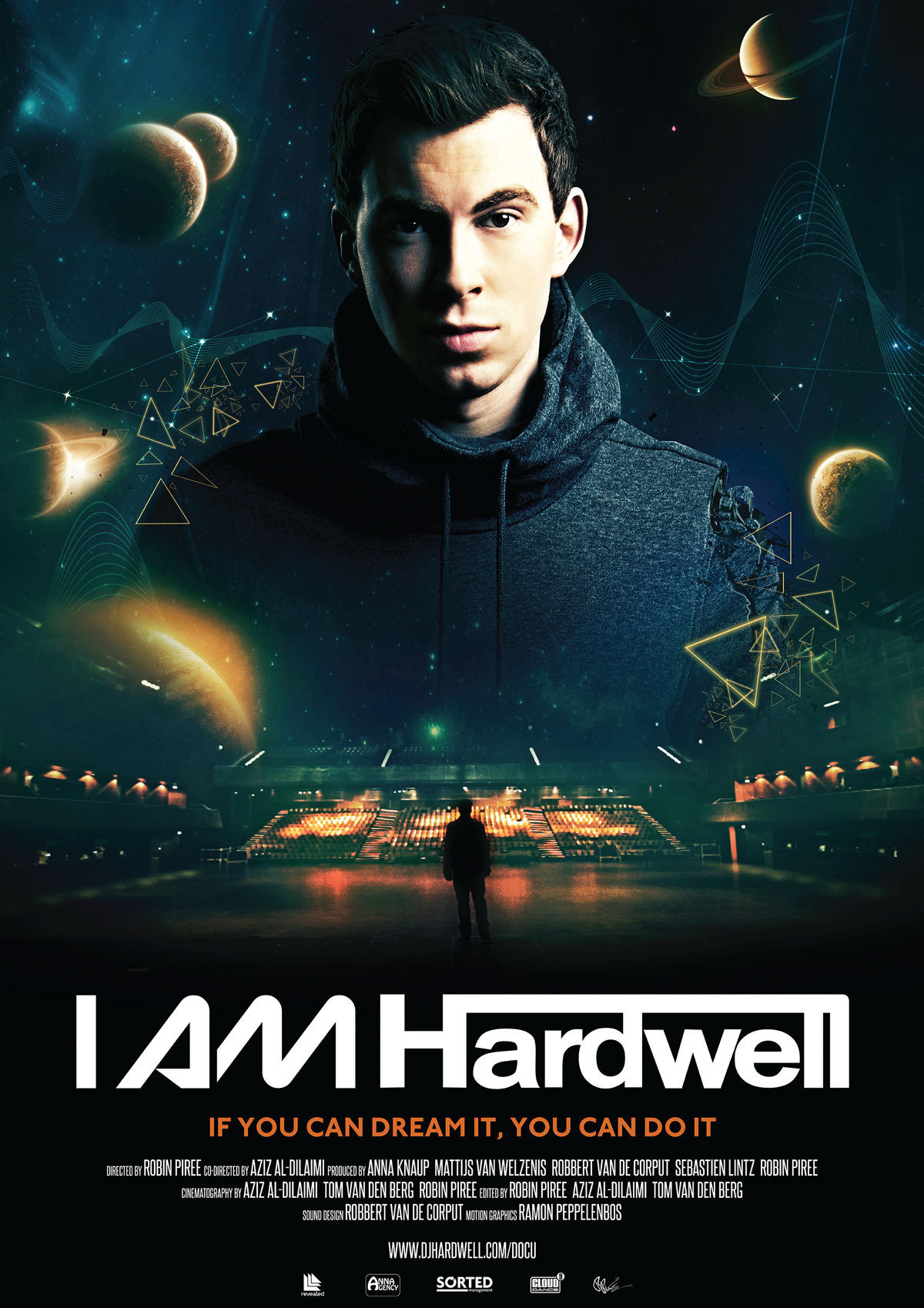 I AM Hardwell Documentary on FREECABLE TV