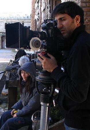 Gabrio Contino and Giulia Tortorelli in 11½ (2009)
