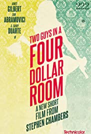 2 Guys in a Four-Dollar Room Poster