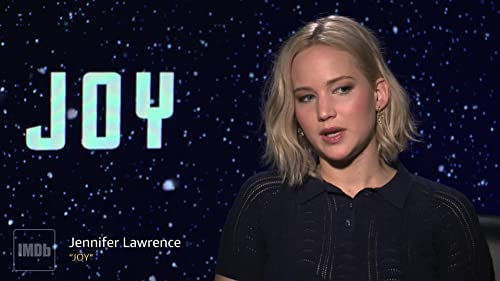 Jennifer Lawrence and David O'Russell on 'Joy'