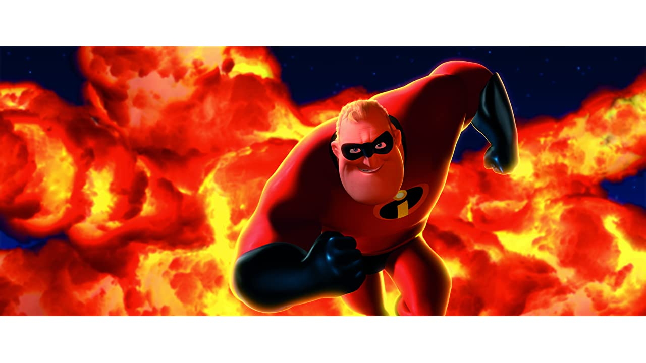 The Incredibles (2005)