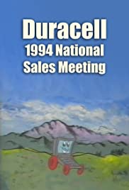 Duracell 1994 National Sales Meeting Poster