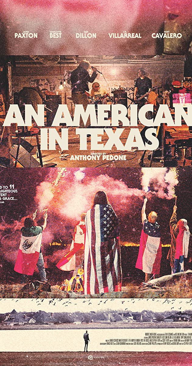 An American in Texas (2017)