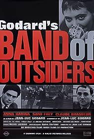 Bande à part (1964) Poster - Movie Forum, Cast, Reviews