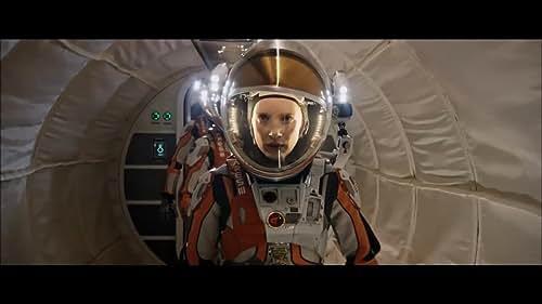 Official trailer #2 for The Martian starring Matt Damon.