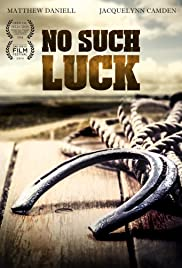 No Such Luck Poster