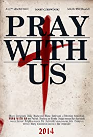 Pray with Us Poster