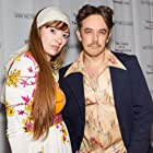 Jorma Taccone and Marielle Heller at an event for The Diary of a Teenage Girl (2015)
