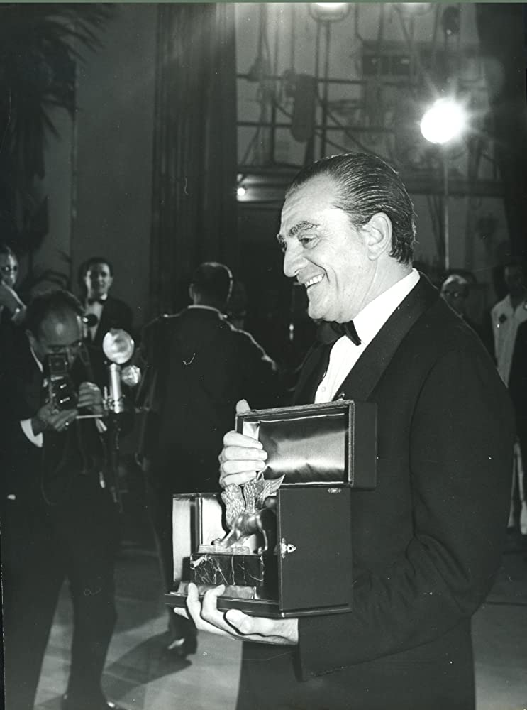 Luchino Visconti in Vaghe stelle dell'Orsa... (1965)