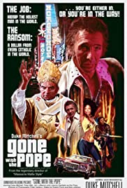 Gone with the Pope Poster