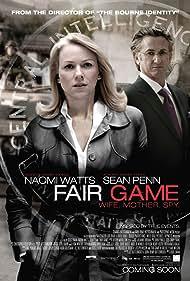 Sean Penn and Naomi Watts in Fair Game (2010)
