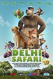 Delhi Safari (2012) 720p