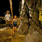 Mackenzie Rosman and Dave Davis in Ghost Shark (2013)