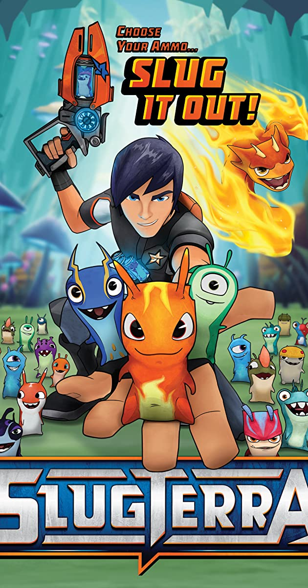 Slugterra Tv Series 2012 2016 Imdb