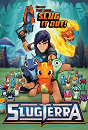 Slugterra Poster - TV Show Forum, Cast, Reviews