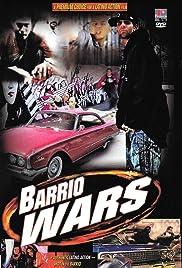 Barrio Wars Poster