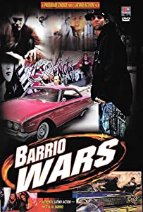 Hot movie for download Barrio Wars USA [XviD]