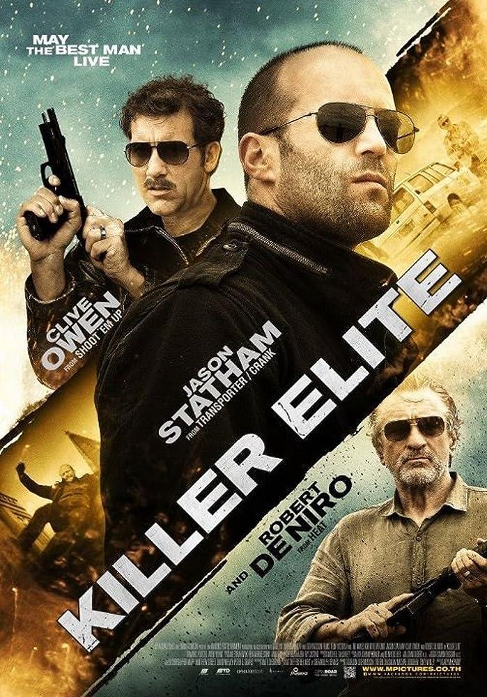 Killer Elite (2011) Hindi Dubbed
