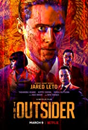 The Outsider (2018) Poster - Movie Forum, Cast, Reviews