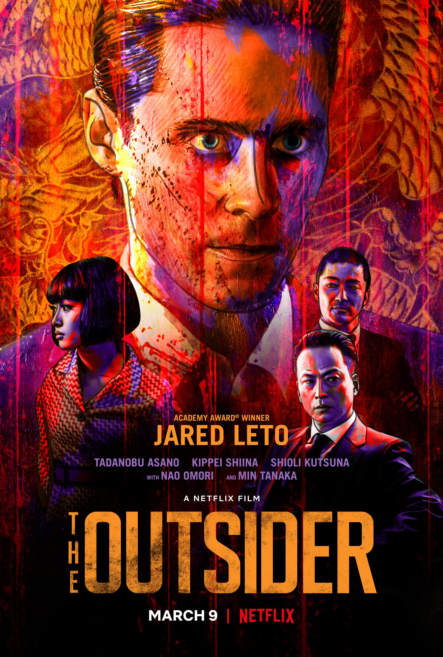 The Outsider (2018) WEBRip 720p & 1080p