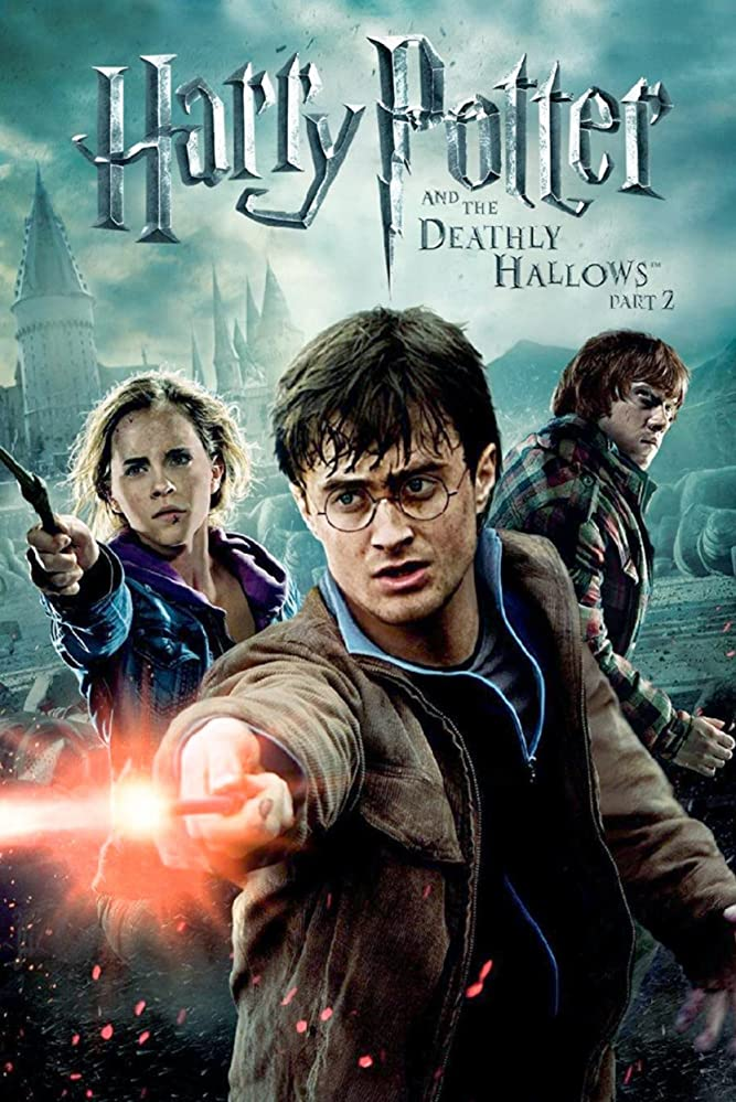 Harry Potter And The Deathly Hallows Part 2 (2011) 720p & 1080p Bluray