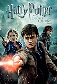 Harry Potter e as Relíquias da Morte - Parte 2 Poster